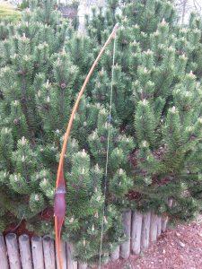 Arc traditionnel – Longbow