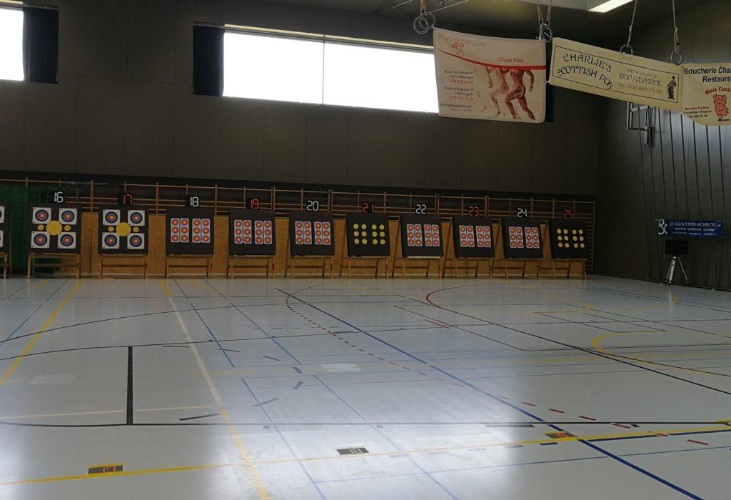 Indoor de Payerne
