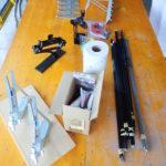 Matériel de fabrication de flèches